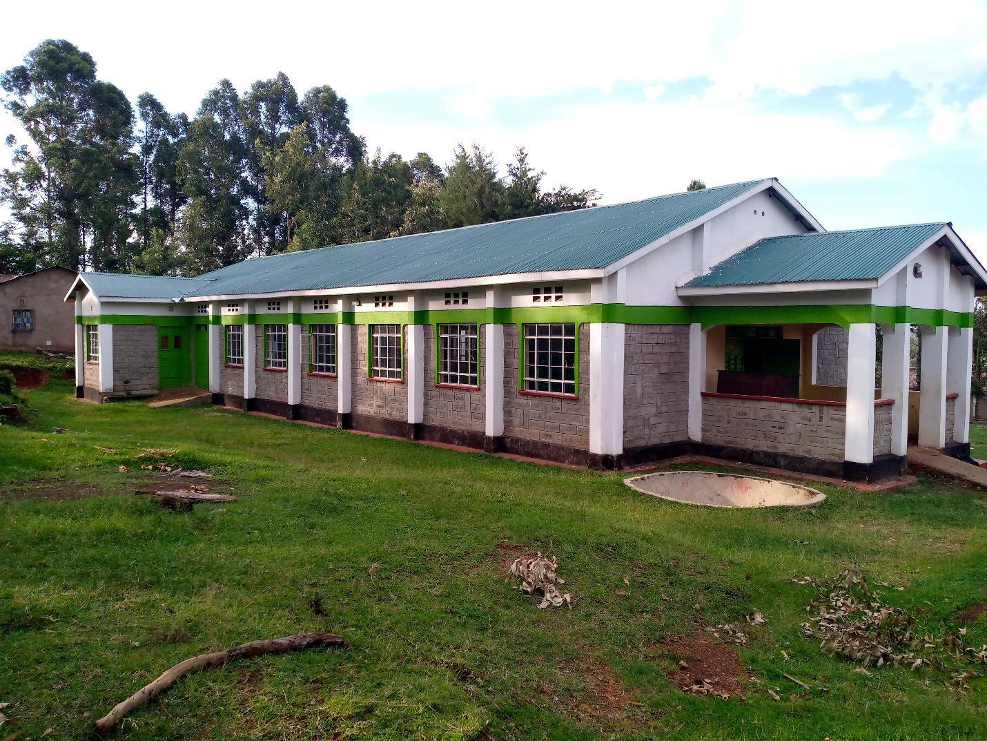 Lukhokho Girls Secondary School